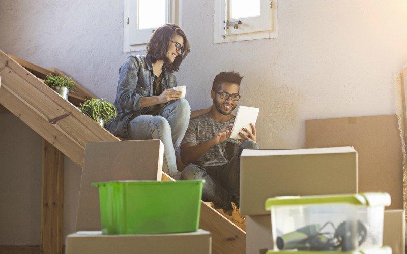 optimizando espacio en el hogar